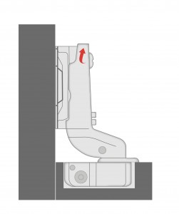 Inset Hinge Diagram